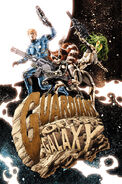 Guardians of the Galaxy Vol 3 1 Deodato variant