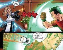 Julian Keller (Earth-616) and Purifiers (Earth-616) from New X-Men Vol 2 27 0001