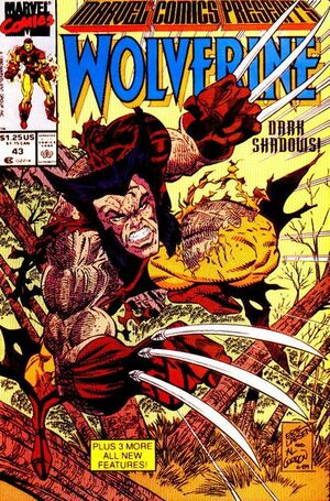 Marvel Comics Presents Vol 1 43