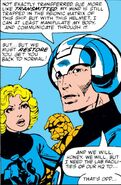Reed Richards (Earth-616) Mind Transmitter Helmet from Fantastic Four Vol 1 255