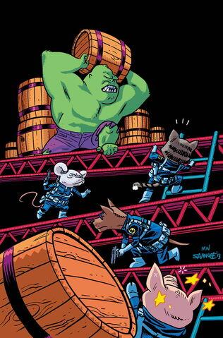 File:Hulk Vol 3 1 Animal Variant Textless.jpg