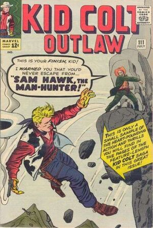 Kid Colt Outlaw Vol 1 111