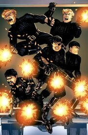 Nick Fury's Avengers from New Avengers Vol 2 11