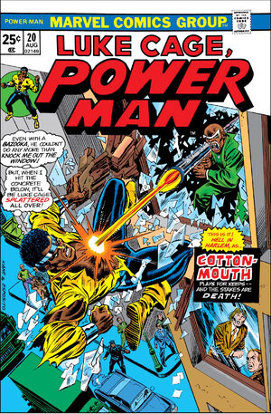 Power Man Vol 1 20