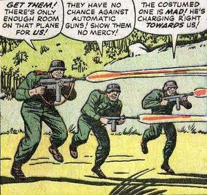 Zemo's mercenarys avengers 16