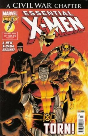 Essential X-Men Vol 1 177