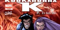 Kookaburra K Vol 1 1