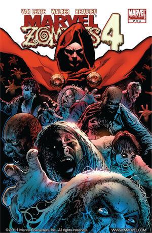 Marvel Zombies 4 Vol 1 2