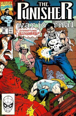 Punisher War Journal Vol 1 24
