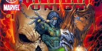 Unholy Union Vol 1 1