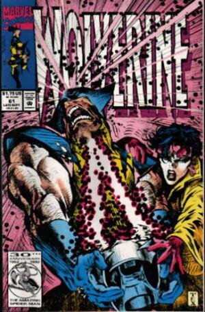 Wolverine Vol 2 61