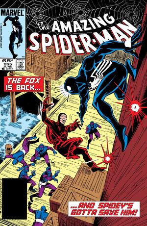 Amazing Spider-Man Vol 1 265