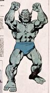 Emil Blonsky (Earth-616) from Official Handbook of the Marvel Universe Vol 1 1 0001
