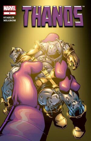 Thanos Vol 1 5