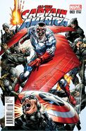 All-New Captain America Vol 1 3 Adams Variant