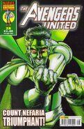 Avengers United Vol 1 28