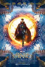 Doctor Strange (film) poster 003