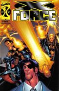 X-Force Vol 1 102 Dynamic Forces Variant