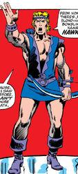 Clinton Barton (Earth-616) from Avengers Vol 1 98 0001