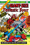 Giant-Size Fantastic Four Vol 1 3