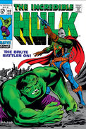 Incredible Hulk Vol 1 112
