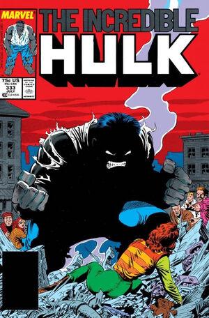 Incredible Hulk Vol 1 333