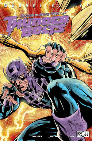 Thunderbolts Vol 1 65