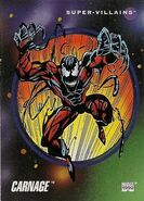 Cletus Kasady (Earth-616) from Marvel Universe Cards Series III 0001