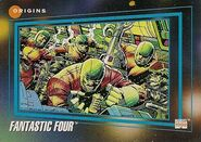 Fantastic Four (Earth-616) from Marvel Universe Cards Series III 0001