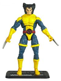 James Howlett (Earth-616) from Marvel Universe (Toys) Series II Wave VI 0001