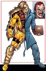 Louis Dexter (Earth-616) from Captain America- America's Avenger Vol 1 1