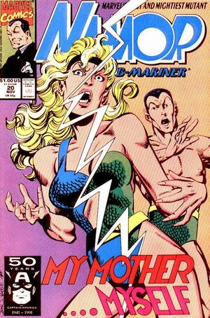 Namor the Sub-Mariner Vol 1 20