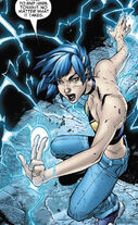 Noriko Ashida (Earth-616) from New X-Men Vol 2 31 0001