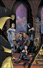 Uncanny X-Men Vol 1 454 Textless