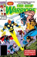 New Warriors Vol 1 11