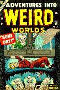 Adventures into Weird Worlds Vol 1 29