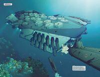 Dreadnought Aquacarrier - Indestructible Hulk Vol 1 4