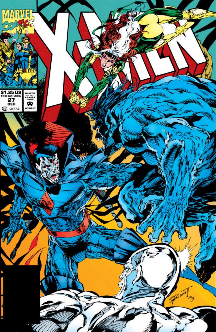X-Men #27