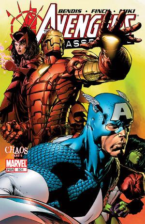 Avengers Vol 1 501