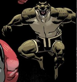Crocodile (Earth-616) from Destroyer Vol 3 3 0001