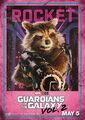 Guardians of the Galaxy Vol. 2 (film) poster 007