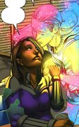 Xavin (Earth-616) and Karolina Dean (Earth-616) from Runaways Vol 2 22 001