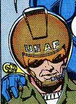 Johnny (USAF) (Earth-616) from Iron Man Vol 1 226 001