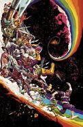 Marvel Zombies Destroy! Vol 1 4 Textless