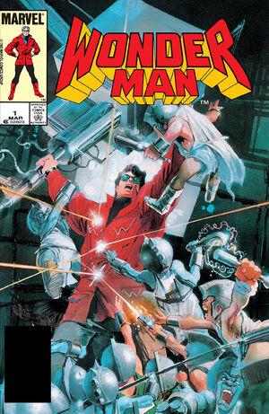 Wonder Man Vol 1 1