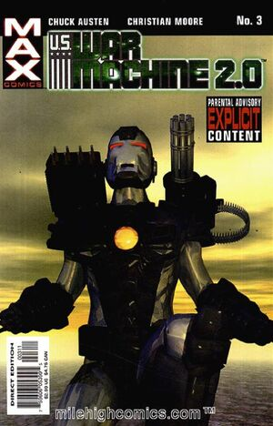 US War Machine Vol 2 3