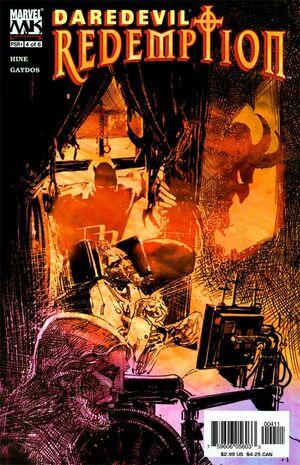 Daredevil Redemption Vol 1 4