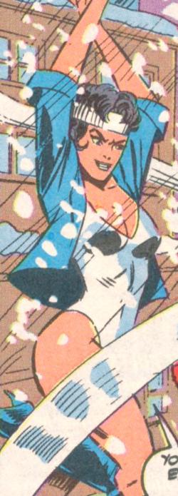Anzhela Federova (Earth-616) from Web of Spider-Man Vol 1 75