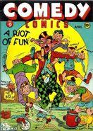 Comedy Comics Vol 1 9