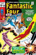 Fantastic Four Vol 1 105